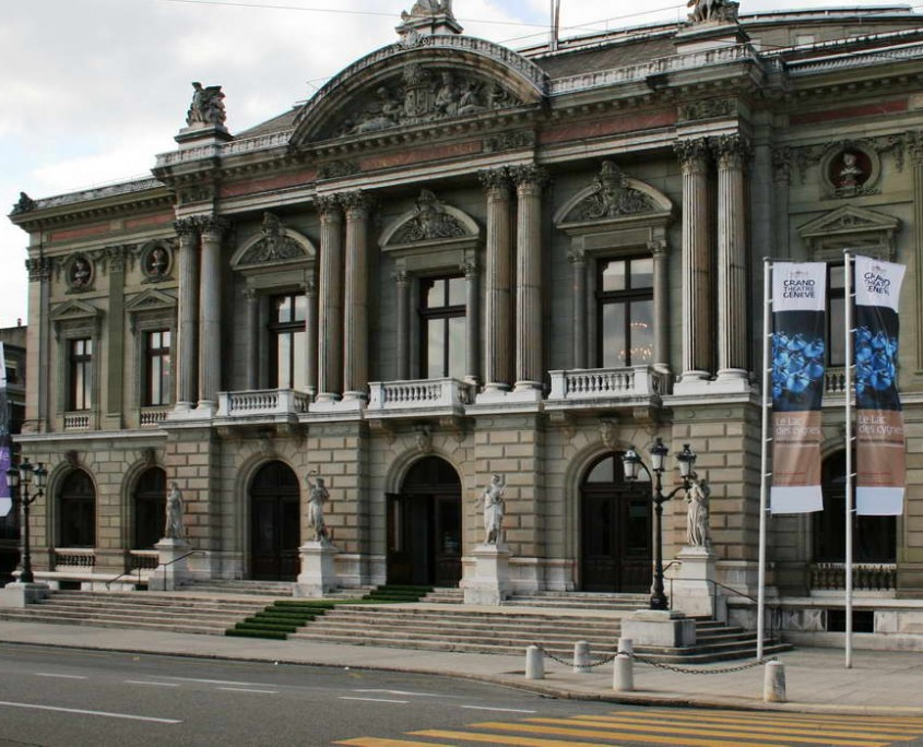 Grand Théâtre de Genève -Svizzera