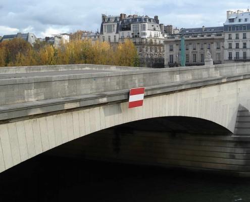 Pont du Carrousel-Paris