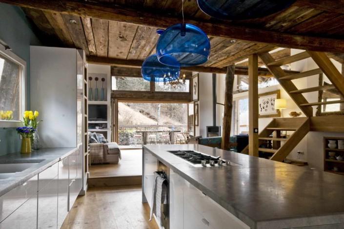Residenza Privata Chalet sulle Alpi