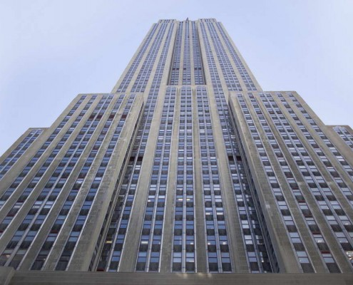 Empire state Building, midtown Manhattan, New York City