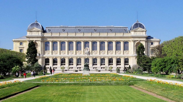 Jardin des Plantes and Natural History Museum