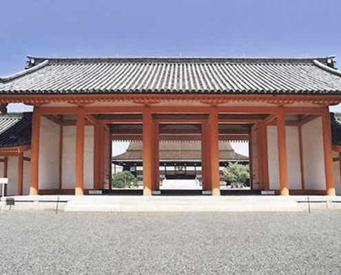 Palazzo imperiale meijii- Tokio