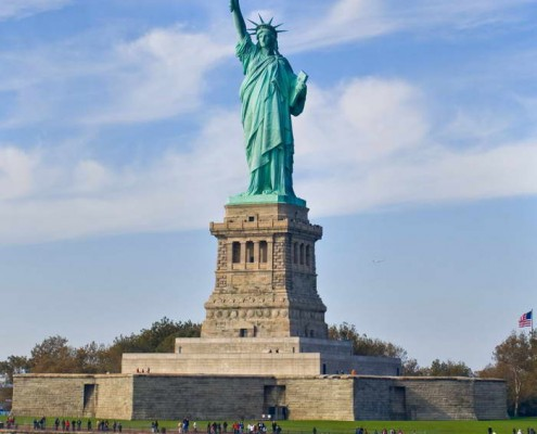 Statue of liberty new-york